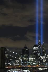 9 11 Lights Live See The Tribute In Light At The World Trade Center Come
