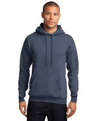 Port Company Pc78h Pullover Hooded Sweatshirt Size Chart