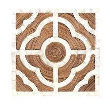 capiz mosaic wall art shell decor free today