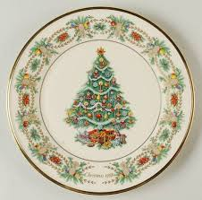 Lenox, Christmas Trees Around The World At Replacements, Ltd
