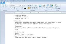 resume builder online opened resume resume setup
