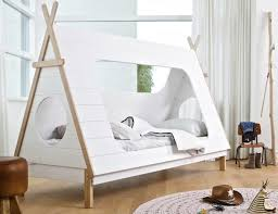 Cozy Kids Furniture. Woood\u0027s Teepee Tent Bed Offers A Cozy Way To Bring