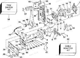 Wiring diagram further johnson outboard control