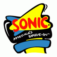 sonic drive in logo vector. Logo Of Sonic DriveIn Throughout Drive In Vector
