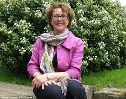 headmistress judith carlisle is telling pupils not to worry about their gcse results in a bid