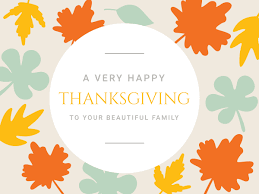 Printable Thanksgiving Cards 11 Best Printable Thanksgiving Cards Invitations For 2019