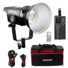 <b>Aputure LS C120d 120D</b> II 180W LED Continuous V Mount Video ...