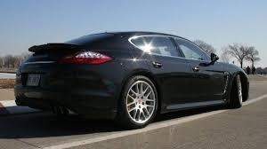 The 2010 Porsche Panamera Turbo, an <i>AW</i> Drivers Log | Autoweek