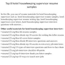 housekeeping resume templates hotel housekeeping resume sample housekeeper cv example awodev pro