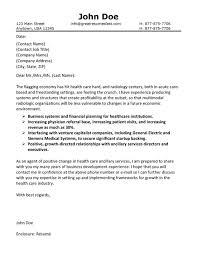 Healthcare Administration Cover Letter Chechucontreras Com