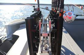 catfish boat rod rack
