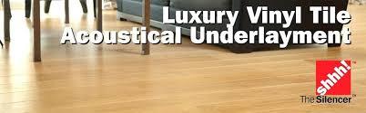underlayment for vinyl plank flooring foam products line of underlayment vinyl plank flooring