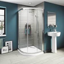 shower enclosures types with different styles and impressions. Bathroom From The Traditional Cubicle Shower Enclosure. Curved Exterior Panels And Double Doors Accentuate Beautiful, Modern Style Of This Type Enclosures Types With Different Styles Impressions