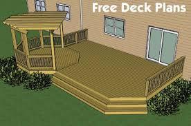 backyard deck design ideas. Backyard Deck Designs Plans 30 Best Small Ideas Decorating Remodel Photos Decking Images Design W