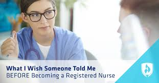 Why Do I Wanna Be A Nurse What I Wish Someone Told Me Before Becoming A Registered Nurse