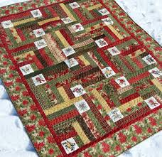 Happy Quilting: Forever Green - Christmas in July!!! & This quilt design uses Holly Taylor's Forever Green Fabric line and the quilt  pattern is also called Forever Green and it can be found in Antler Quilt ... Adamdwight.com