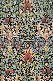 William Morris Textile Designs File Morris Snakeshead Printed Textile 1876 V 2 Jpg