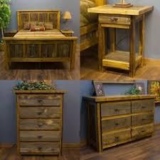 Wyoming Reclaimed Barnwood Bedroom Package   JHEu0027s Log Furniture Place768 X  768 | 148.7 KB |