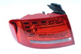 Left Brake Light Audi A4 Details About 2010 2011 2012 Audi S4 B8 Left Outer Led Tail Light Lamp