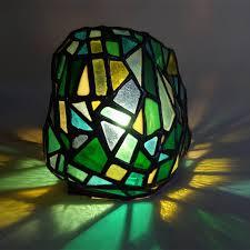 saatchi art artist jean luc comperat sculpture light sculpture green rock art