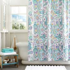 Shower curtains for teen
