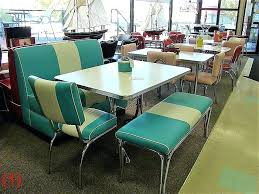 white round dining table and chairs uk cool retro dinettes style made chrome sets furniture