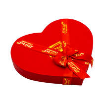 <b>Набор шоколадных конфет Bind</b> Сердце с розами 225 г купить с ...