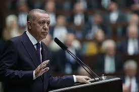 """أردوغان بعد تدشين المُسيّرة """"بيرقدار أقنجي تيها"""": لا حجر سيتحرك بالمنطقة  دون موافقة تركيا - CNN Arabic"""