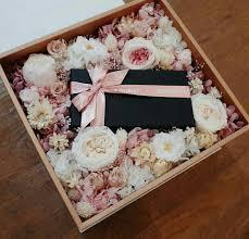 004 flower box gift ideas imposing girl 1920