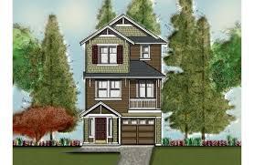 3 story house plans narrow lot. 3-story Narrow Lot Home 3 Story House Plans E