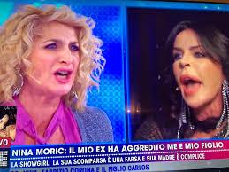 Alessandra Mussolini dalla D'Urso contro la mamma di ...