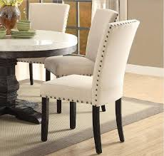 white marble top black round dining table set 7pcs acme furniture 72845 nolan for