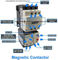 contactors wiring diagram wiring diagram collection koreasee com