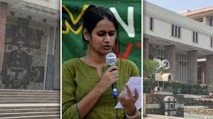 Natasha did not even get a chance to bid him adieu. Delhi Hc Issues Notice In Bail Plea By Pinjra Tod Activist Natasha Narwal In A Delhi