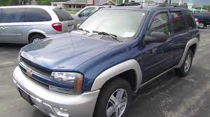 2007 CHEVROLET TRAILBLAZER exterior, interior and engine by ...