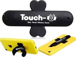 <b>Держатель</b> для телефона Touch U, черный