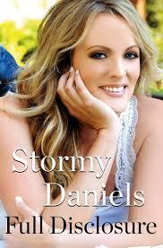 「Stormy Daniels publish a book against Trump 」の画像検索結果