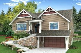 unique house plans for sloping lots in the rear and mountain home plans sloping lot unique