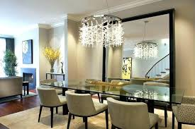 modern crystal chandelier dining room modern crystal chandelier chandeliers ideas dining room chandeliers for low ceilings