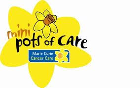 Marie Curie Pots of Care. Published by athelstaneford primary under 2010-11. Thank you to everyone who kindly donated to the Marie Curie Fundraiser Daffodil ... - Marie-Curie-Pots-of-Care-Logo