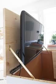 tv hideaway furniture. transforming furniture into hidden tv storage tv hideaway