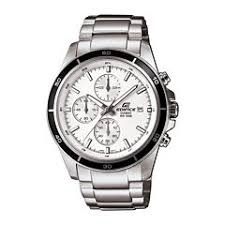 mens watches casual watches for men on jcpenney casio mens silver tone bracelet watch efr 526d 7av