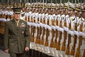 ABD Genel Kurmay Başkanı Dunford Çin'de