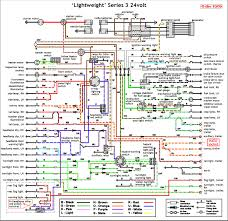 land rover lightweight series 3 12v circuit diagram