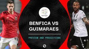 benfica vs guimaraes live stream how