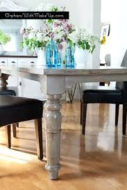 rustic dining table diy. a beautiful rustic finish on pine dining table with coco country grey chalk paintar how diy
