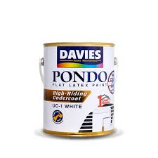 davies pondo high hiding latex paint