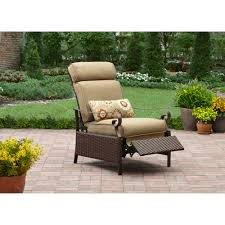 Patio Recliner Chairs Patio Reclining Chairs