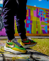 Nike X Sacai Posted In The Sneakers Community