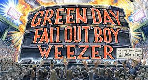 Wrigley Field Seating Chart Fall Out Boy Hella Mega